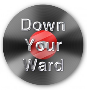 Down Your Ward – requests and conversation from around the wards. Presented by Clare Nally, Adrian Monks and Tom Dyer