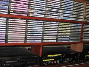 studio 3 cd library