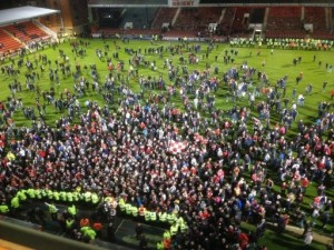 Jubilation for Orient